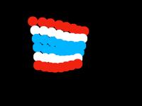 Thailand flag (animated & very weird)
