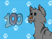 104 followers!