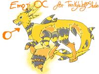 Emoji oc for TankyWolfStudio