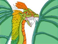 Emerald Anaconda is my new character