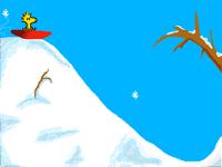 """""""Fun"""" in the snow"""