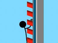 Stick ninja salmon ladder