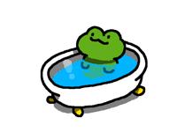 お風呂ぷかぷー