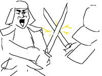 Samurai Fight x6