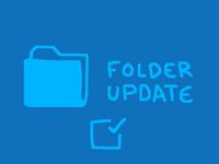 Folder suggestion