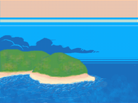 Landscape thing