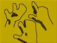 Style hand practice