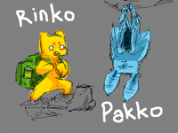 Rinko and Pakko