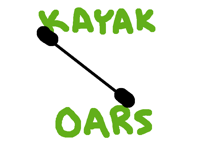 How to make kayak oars