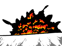 explosion 爆発