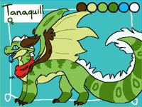 Tanaquill ref sheet