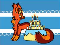 Happy (late) birthday Buddy!