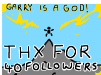 Thanks For 40 Followers! (You guys are amazing!)