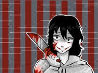 Jeff the killer (creepypasta)
