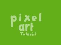 Pixel art tutorial (808 frames)