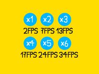 FRAMES PER SECOND (tutorial)