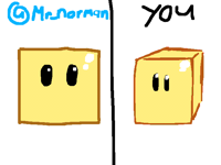 Draw tofu in your style