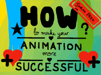 How to make your animation more successful - SP