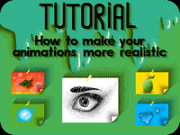 How to make your animations more realistic - S.P.