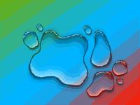 Rainbow drops 2