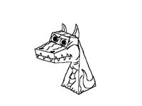 Dragon illusion contest entry