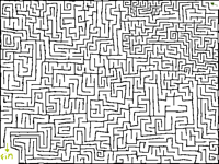 maze, do you want to solve it?