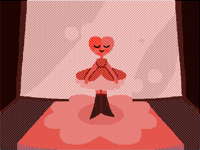 Hearts (pink contest)