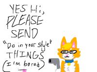 Send it please