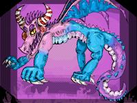 Candy Dragon