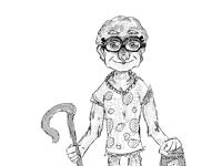 Cheez-Itz Grandma