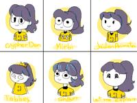 Animator style