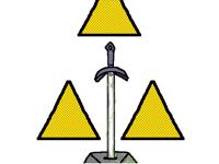 Zelda | the triforce