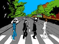 Abbey Road steps
