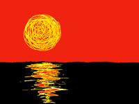 Sunset ️