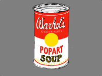 Soup in a can