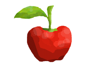 This is not an apple
