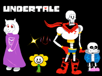Happy birthday Undertale (sorry for late)