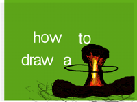 How to draw an Explosion