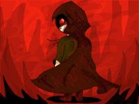 My new OC : Black blood 🩸
