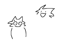 i dont remeber drawing this wtf does it mean