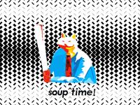 Soup cat