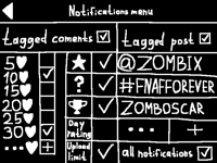 Idea for new update: Notifications menu
