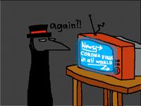 Plague Doctor-Corona Doctor