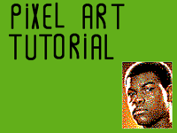 How to make Realistic Pixel Art