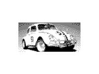 Beetle Pixel Art