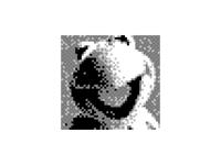 Kermit! Pixel Art