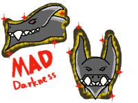 Mad Darkness (speed paint)