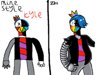 Draw Kyle by your style