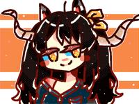 I didn't drew her in a while soo-