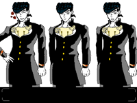test:Higashikata Josuke